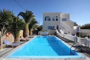 Hotel Stelios Place, Perissa Beach, Santorini