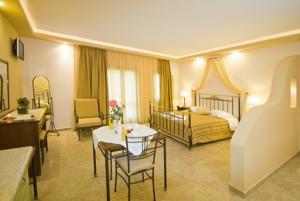 Anassa Deluxe Suites, Kamari Beach, Santorini