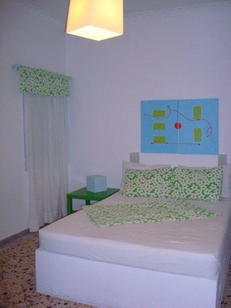 Santorini, Perivolos Beach, Villa Markezinis