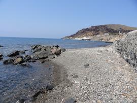Akrotiri Beach, Santorini
