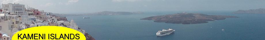 Kameni islands