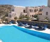 Santorini, Oia, Kouloumpos Beach, Soulis Apartments