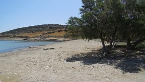 Lioliou Beach Schinoussa