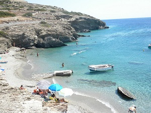 Aligaria Beach Schinoussa