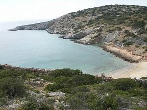 Gerolimnionas Beach Schinoussa