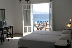 Schinoussa Lioliou Beach Hotel