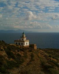 Serifos, Faros Lighthouse