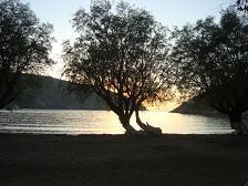Serifos, Megalo Livadi Beach
