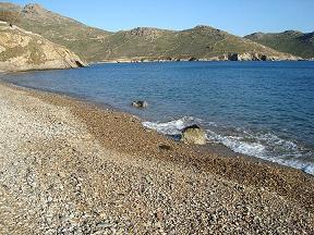 Serifos stranden, Serifos beaches