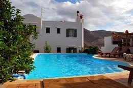 Sifnos Hotels - Margado Apartments