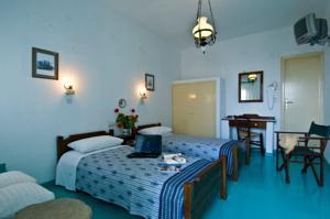 Sikinos, Hotel Kamares