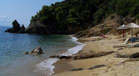 Skiathos, Kolios Beach