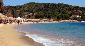 Skiathos, Vromolithos Beach