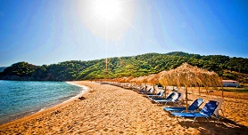Skiathos, Troulos Beach