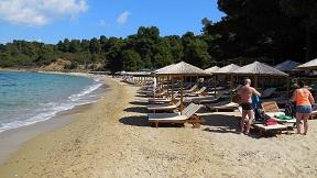 Skiathos, Agia Eleni Beach