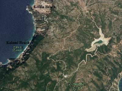 Kalami & Kefala beach Alonissos
