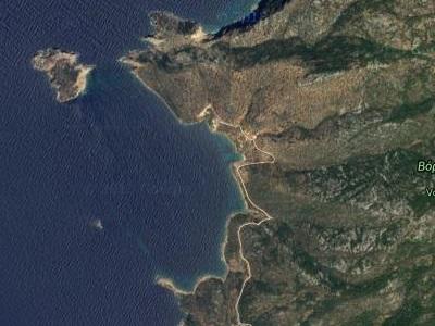 Agalou Lakka Beach Alonissos