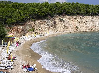 MARPOUNTA beach Alonissos