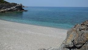 Skopelos, Perivoli beach