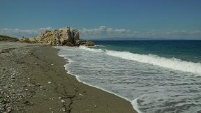Skopelos, Armenopetra beach