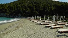 Skopelos, Kastani beach