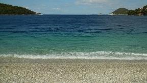 Skopelos, Panormos beach
