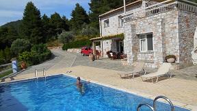 Villa Ditropo in Skopelos