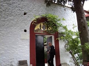 Skopelos Evangelistriou Monastery