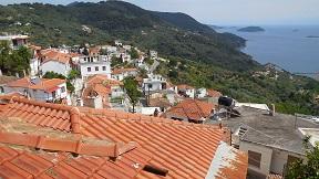 Skopelos, Glossa
