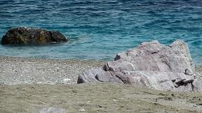 Skopelos, Velonia naturist beach