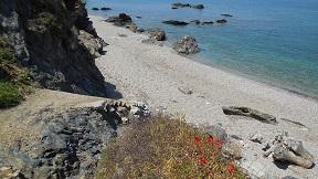 Skopelos, Hondrogiorgi beach