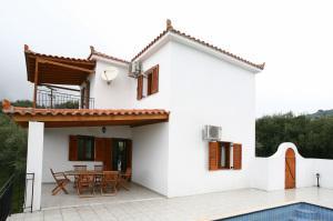 Skopelos, Villa Cyprus