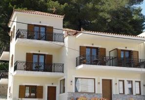 Skopelos, Eden Studios and Apartments