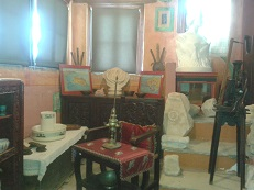Manos Faltaits Museum, Skyros Chora