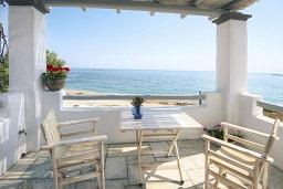 Ianthi Gyrismata beach, Skyros