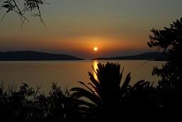 Nyfi beach, Skyros