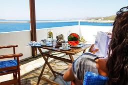 Thalassia Studios in Kalamitsa beach, Skyros