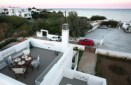Villa Maria in Magazia beach, Skyros