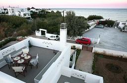 Villa Maria in Magazia beach, Skyros