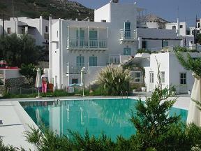 Nefeli Hotel, Skyros