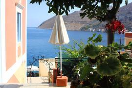 Symi Hotels - Dorian Hotel