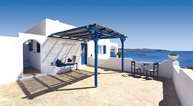 Sea View Studios, Finikas Beach, Syros
