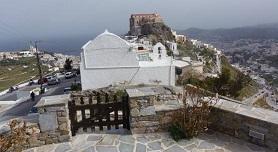 Windmill, Ano Syros, Syros