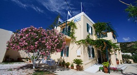 Blue Sea Hotel, Galissas Beach, Syros