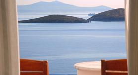 Faros Resort, Azolimnos Beach, Syros