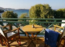 Hotel Brazzera, Finikas, Syros