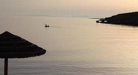 Agathopes Beach, Posidonia, Syros