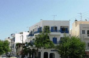 Afrodite Hotel, Tinos Town, Cyclades, Greece