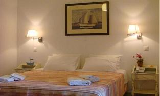Golden beach Hotel, Agios Fokas Beach, Tinos, Cyclades, Greece