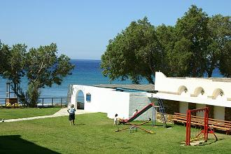 Tinos Beach Hotel, Kionia Beach, Cyclades, Greece